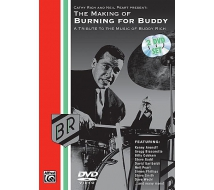 The Making of Burning for Buddy DVD